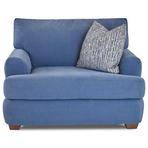 Klaussner Haynes Big Chair