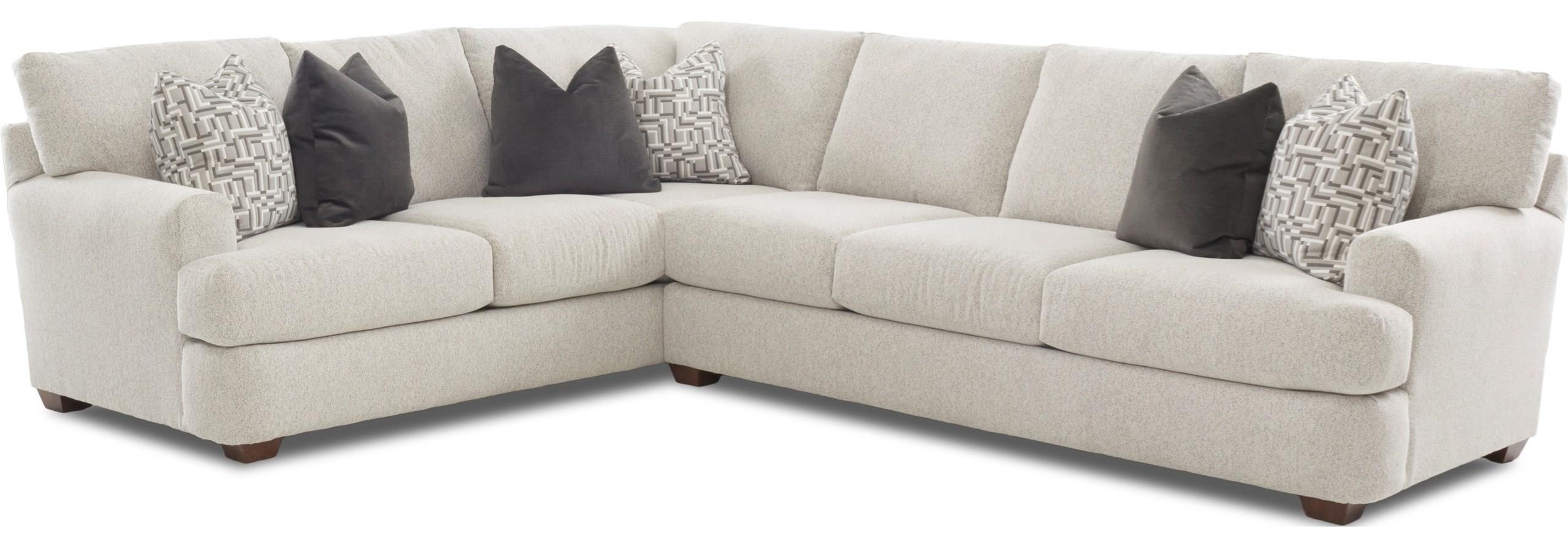 Dovetail 2PC Sectional Sofa at Rotmans