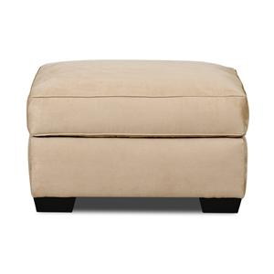 Elliston Place Heather Ottoman