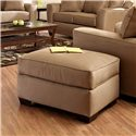 Klaussner Heather Upholstered Ottoman