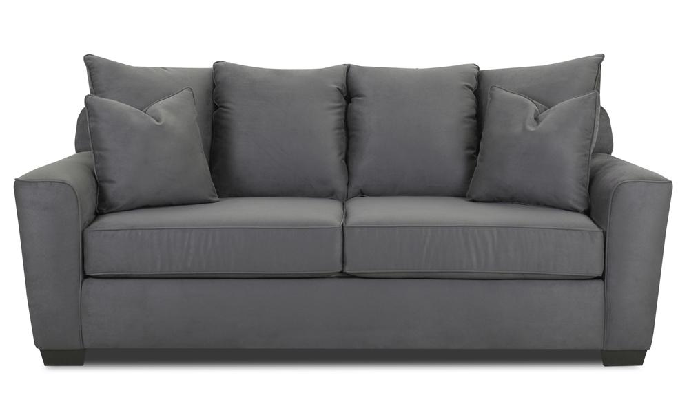 Klaussner Heather Stationary Sofa - Item Number: E56044S