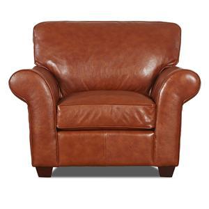 Klaussner Heathmont Transitional Chair