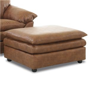Elliston Place Heights Ottoman