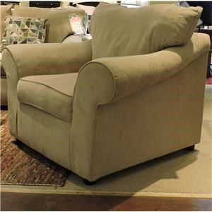 Belfort Basics Henry Upholstered Chair