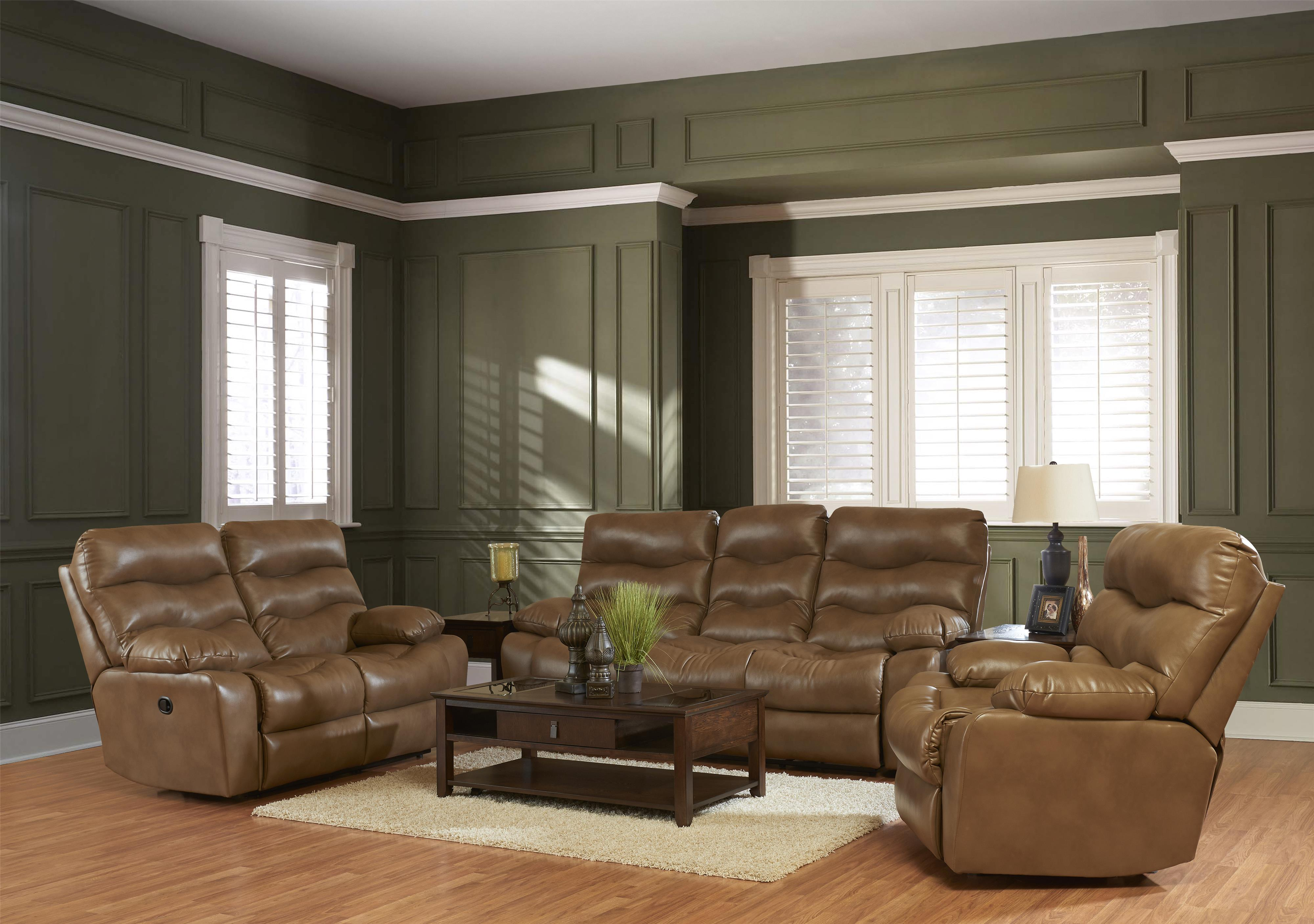 Klaussner Hercules Casual Living Room Group - Item Number: 27403 Living Room Group 1