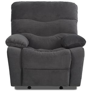 Klaussner Hercules Swivel Rocking Reclining Chair