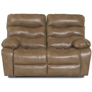 Klaussner Hercules Power Reclining Loveseat