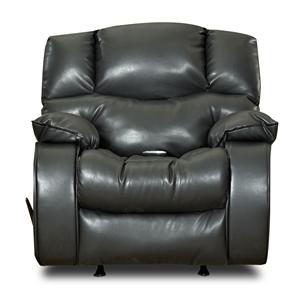 Elliston Place Hillside Casual Rocking Reclining Chair