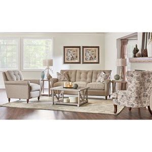 Klaussner Holland Living Room Group