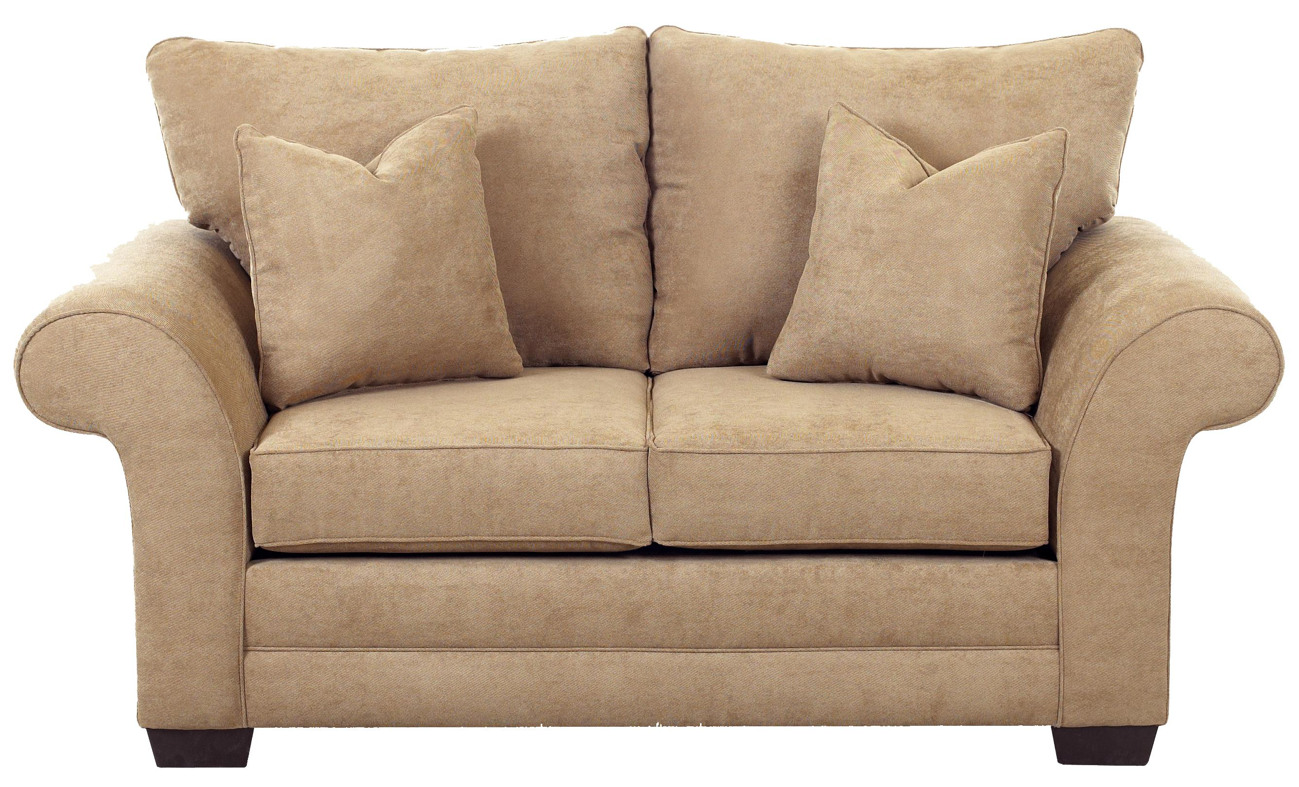 Klaussner Holly Loveseat - Item Number: E76900LS