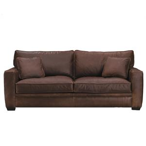 Klaussner Homestead Foam Queen Sleeper Sofa