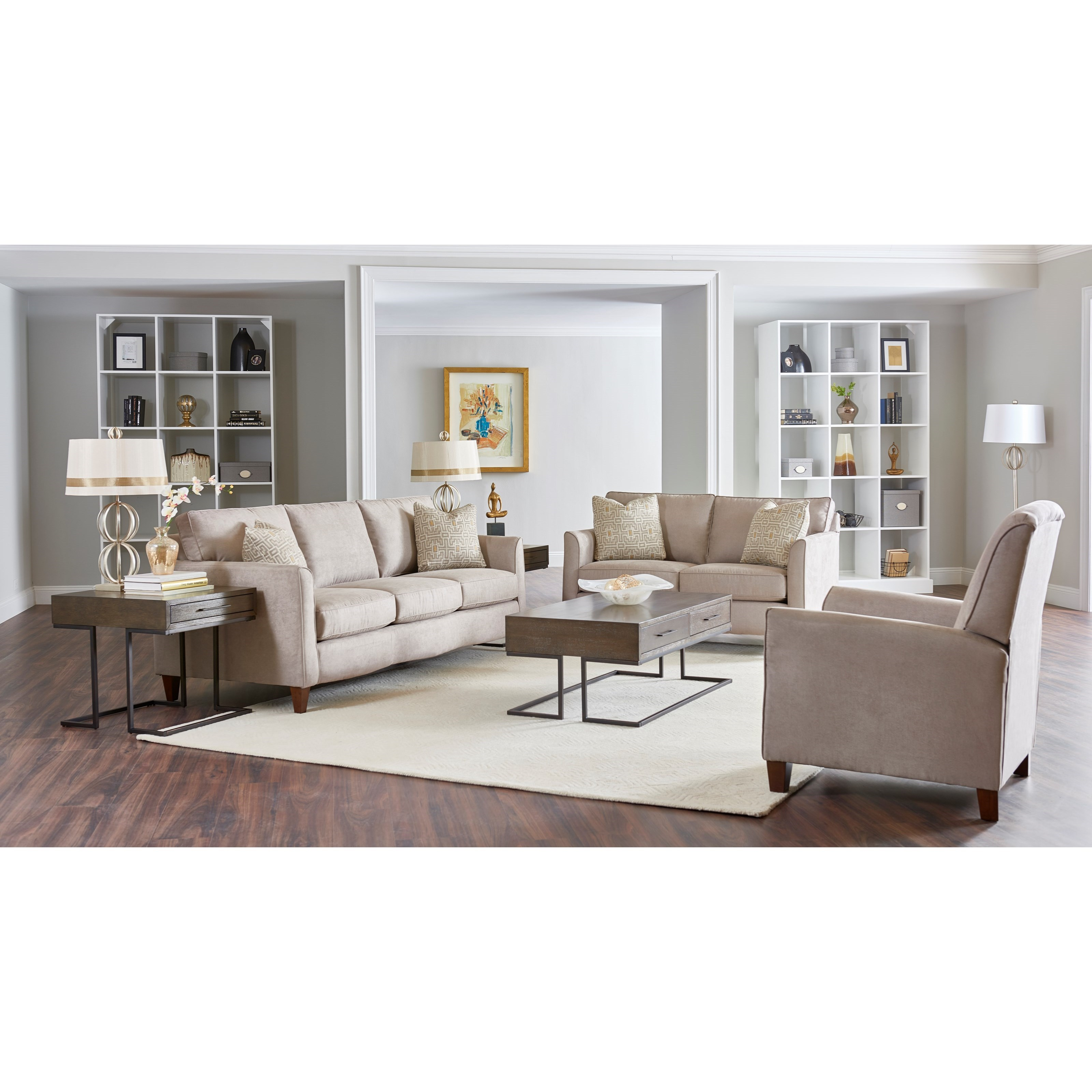 Klaussner Hopewell  Living Room Group - Item Number: K17200 Living Room Group 1