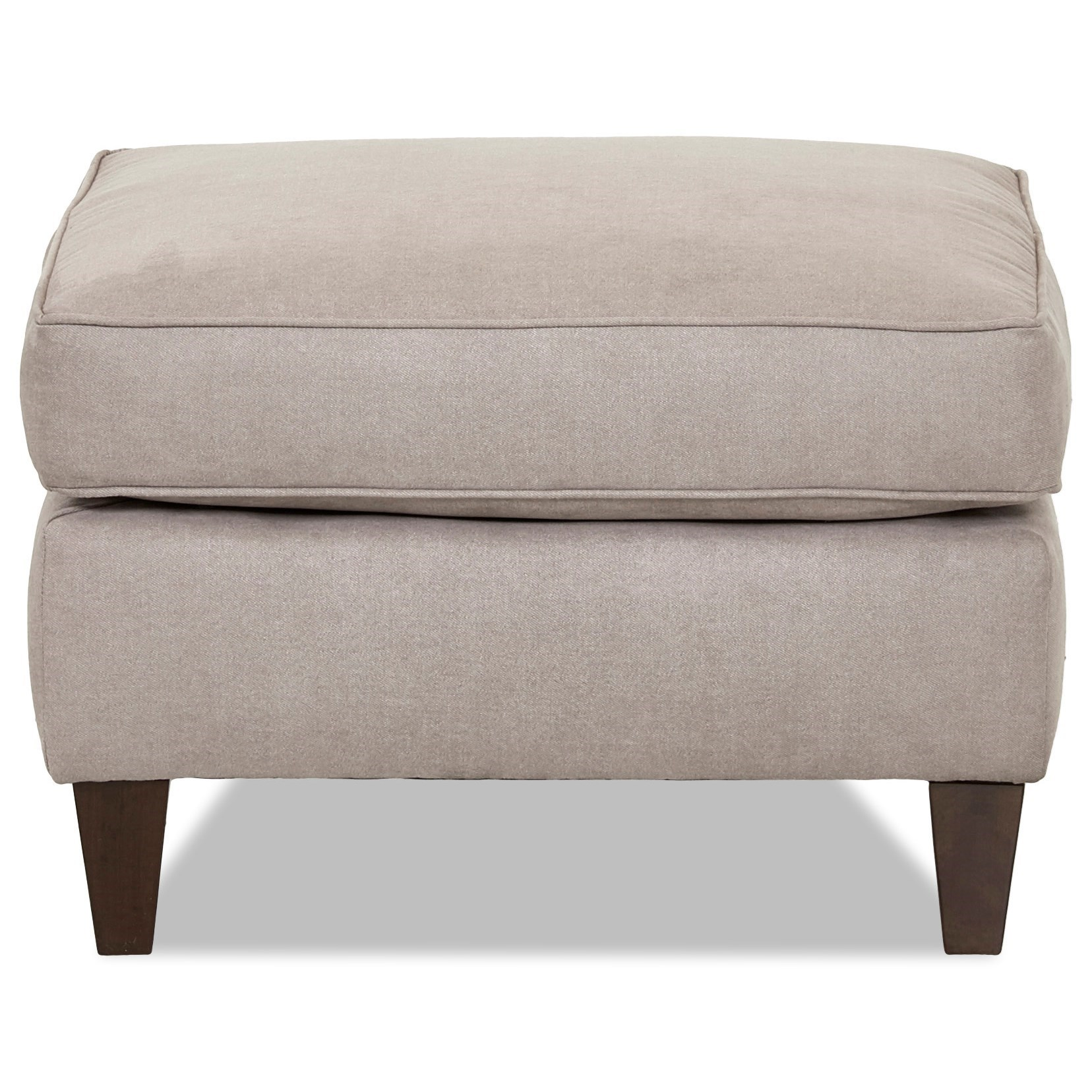 Klaussner Hopewell  HOPEWELL Ottoman - Item Number: K17200 OTTO