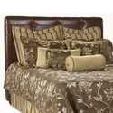 Klaussner Hudson  Full Headboard - Item Number: 478-044 HDBRD