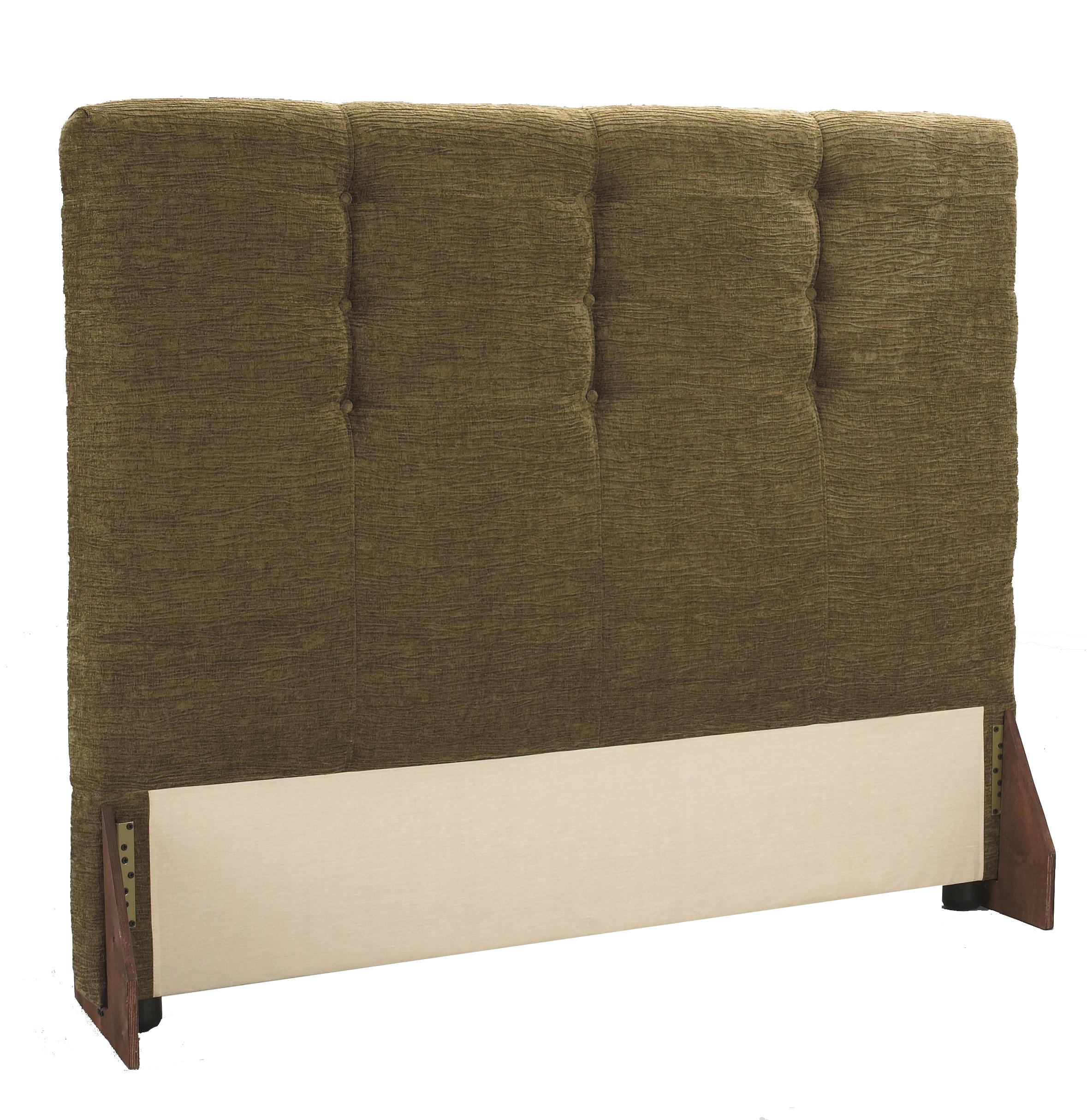 Hudson  Queen Headboard by Klaussner at Johnny Janosik