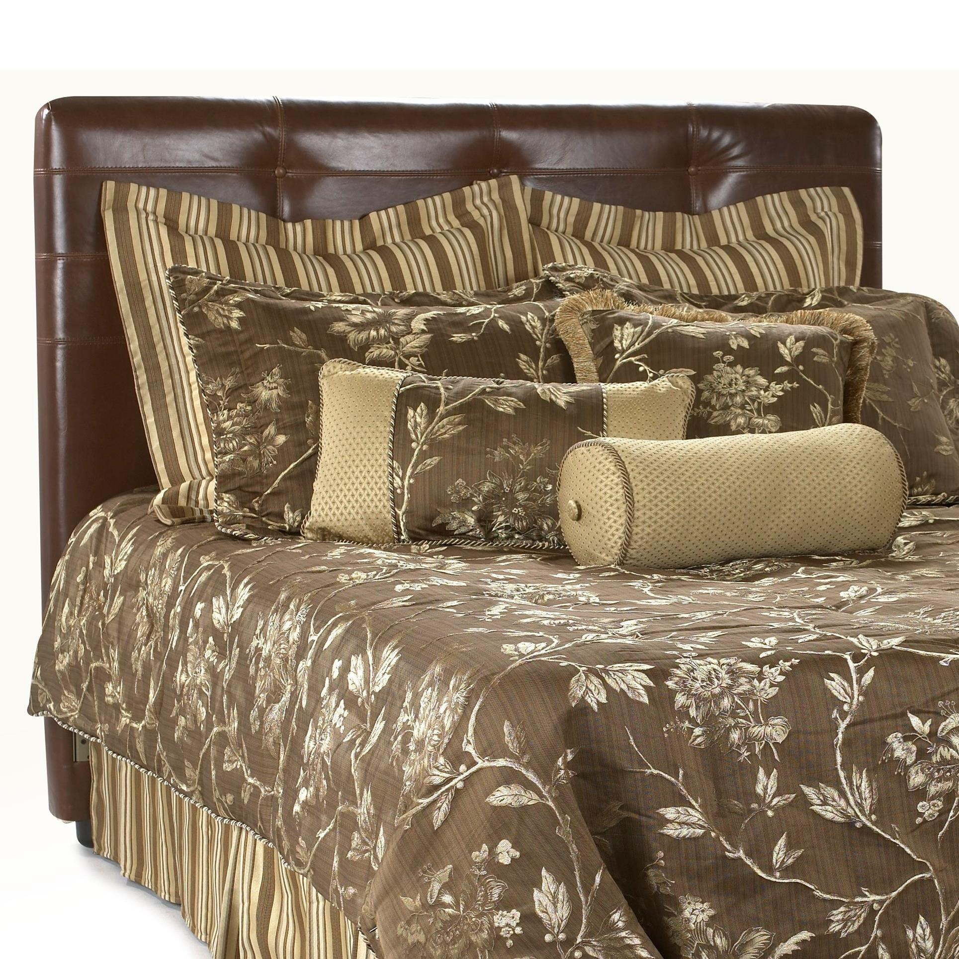 Hudson  Twin Headboard by Klaussner at Johnny Janosik