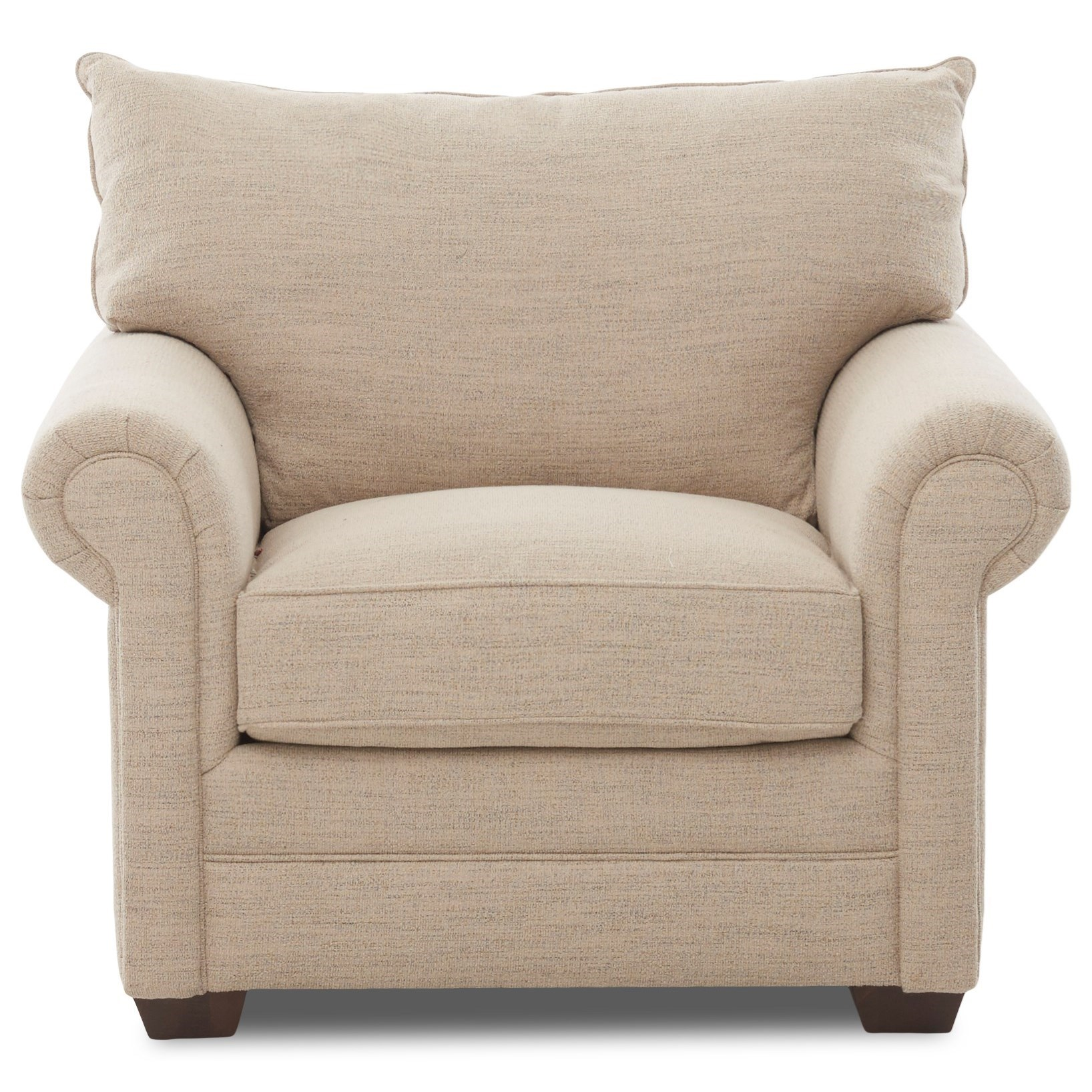 Huntley Chair by Klaussner at Johnny Janosik