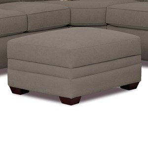 Elliston Place Hybrid Sectional Sofa With Left Facing Sofa