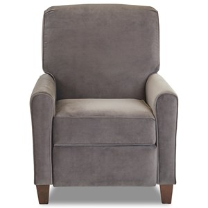 Klaussner Hybrid High Leg Reclining Chair