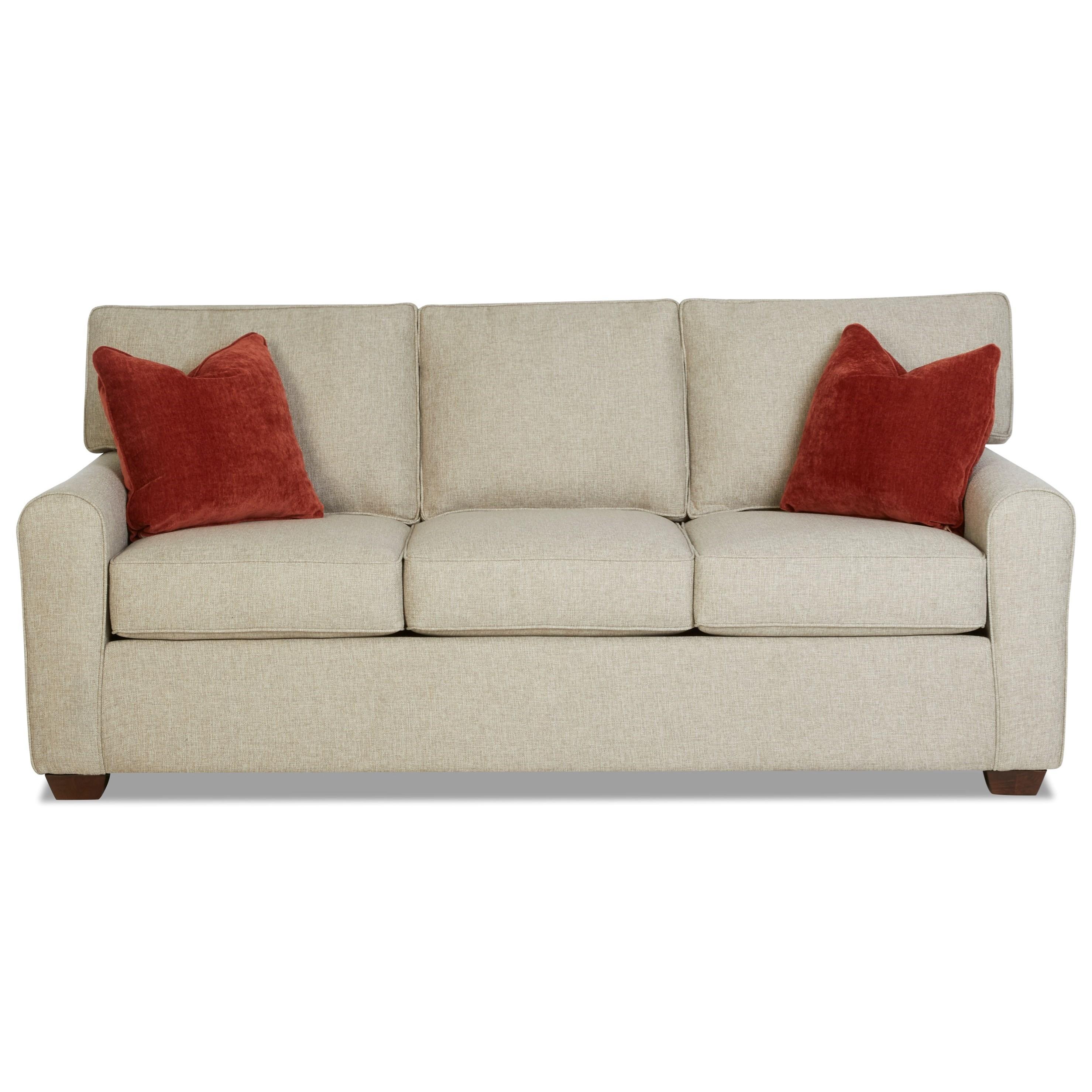 Hybrid Sofa by Klaussner at Johnny Janosik