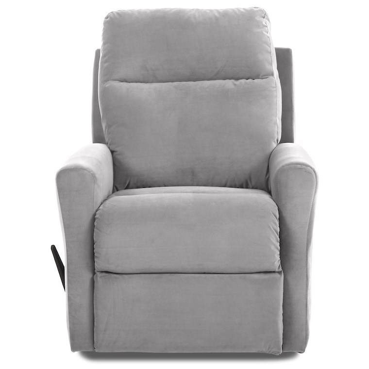 Ikon Gliding Reclining Chair by Klaussner at Johnny Janosik