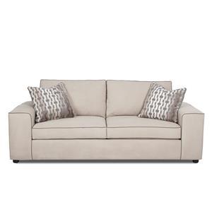 Klaussner Indulgence Casual Sofa Sleeper