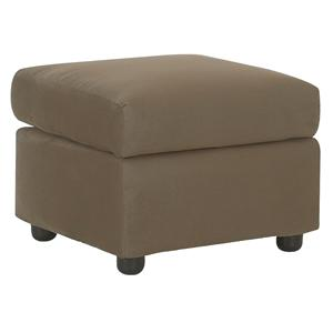 Klaussner Jacobs Upholstered Ottoman