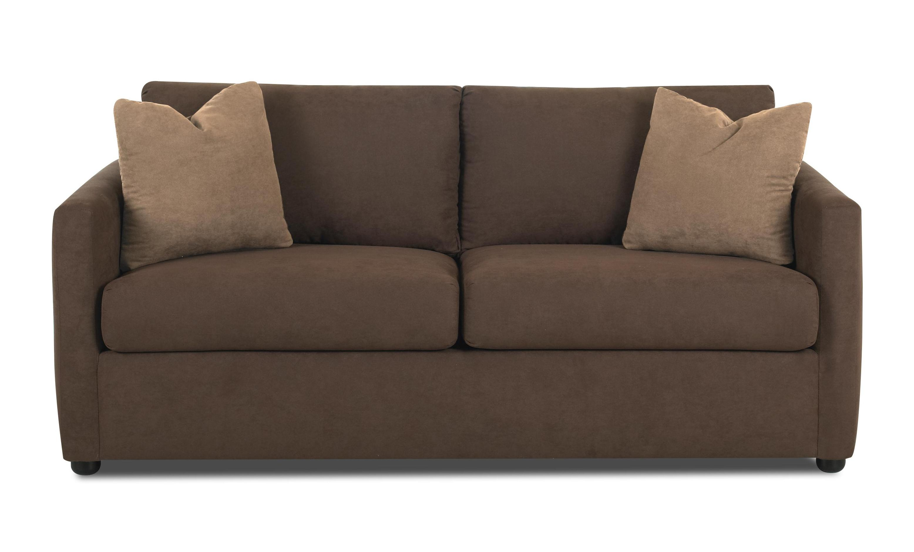 Klaussner Jacobs Regular Full Size Sleeper Sofa Value