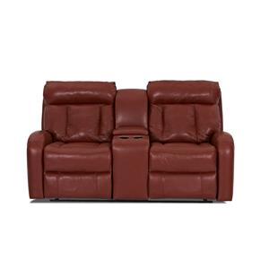 Elliston Place Jagger  Console Reclining Loveseat