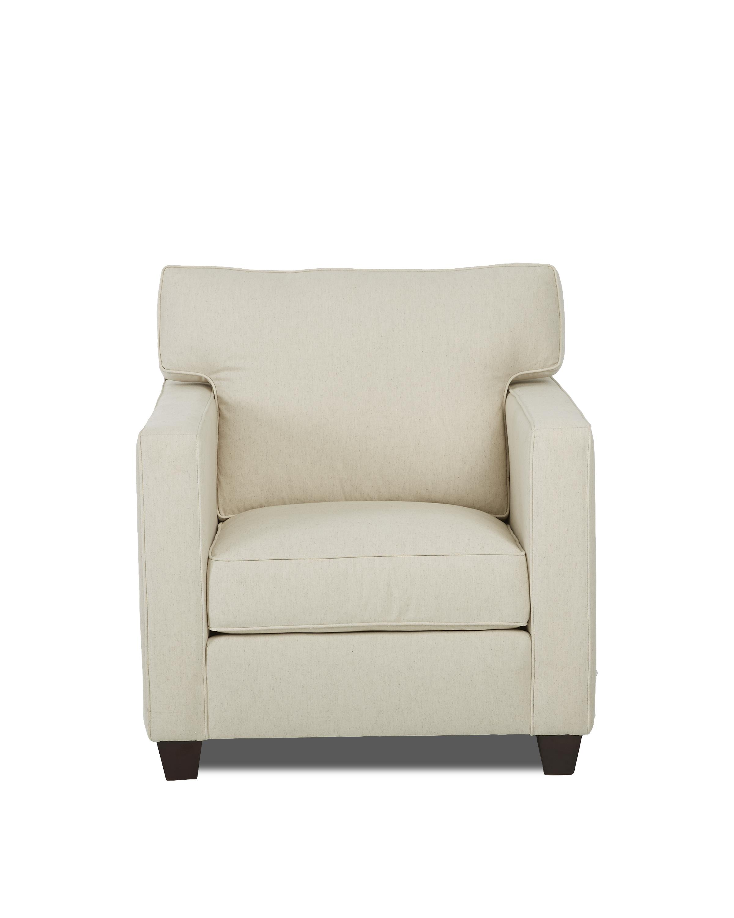 Klaussner Jeffrey  Chair - Item Number: D69700 C-CotlinNatural