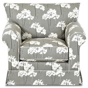 Klaussner Jenny Transitional Chair