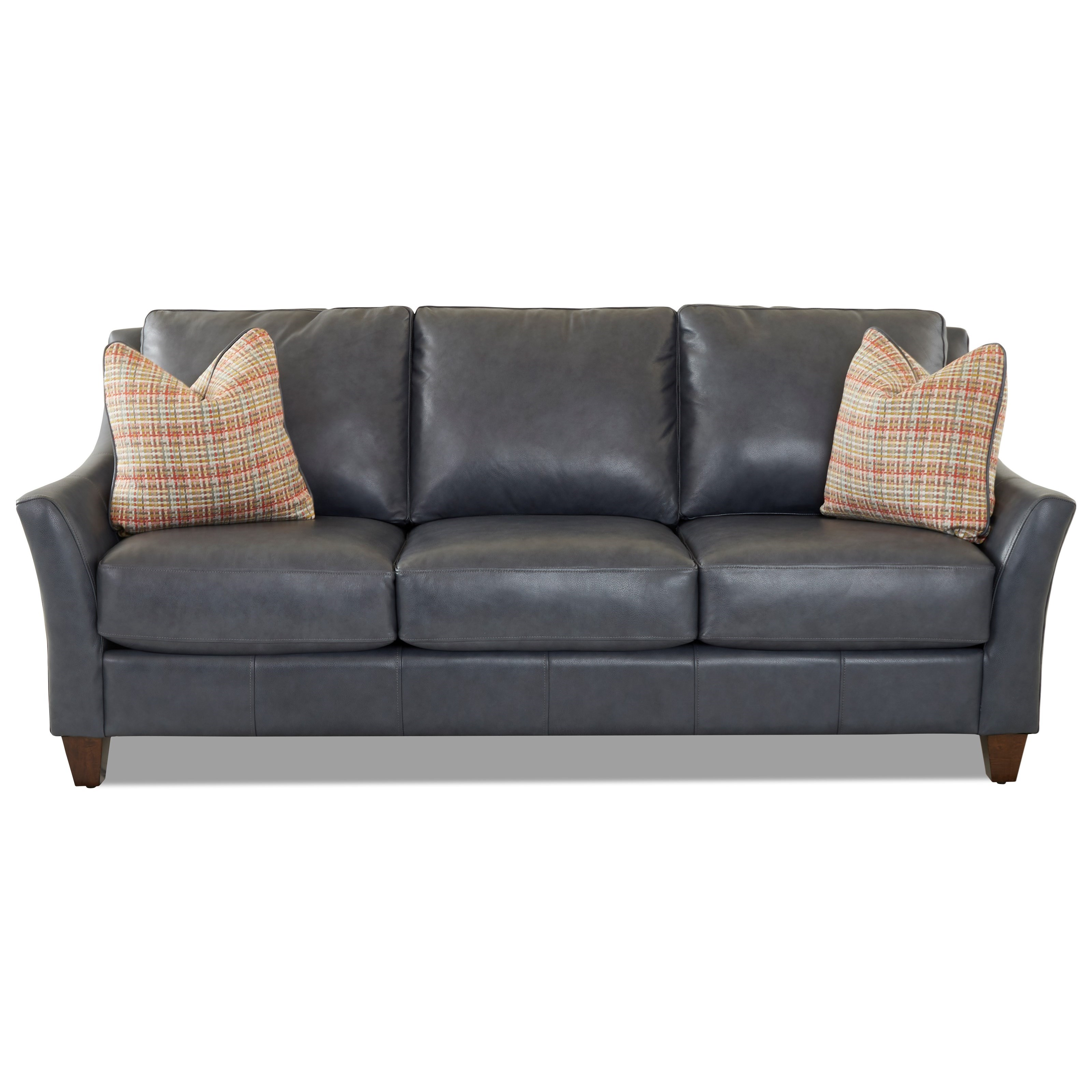 Sofa w/ Arm Pillows
