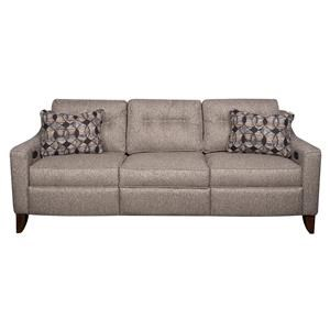 Elliston Place Jolene Jolene Power Hybrid Reclining Sofa