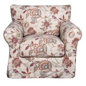 Morris Home Furnishings Jordan - Jordan Chair