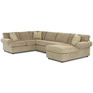 Elliston Place Julington Sectional