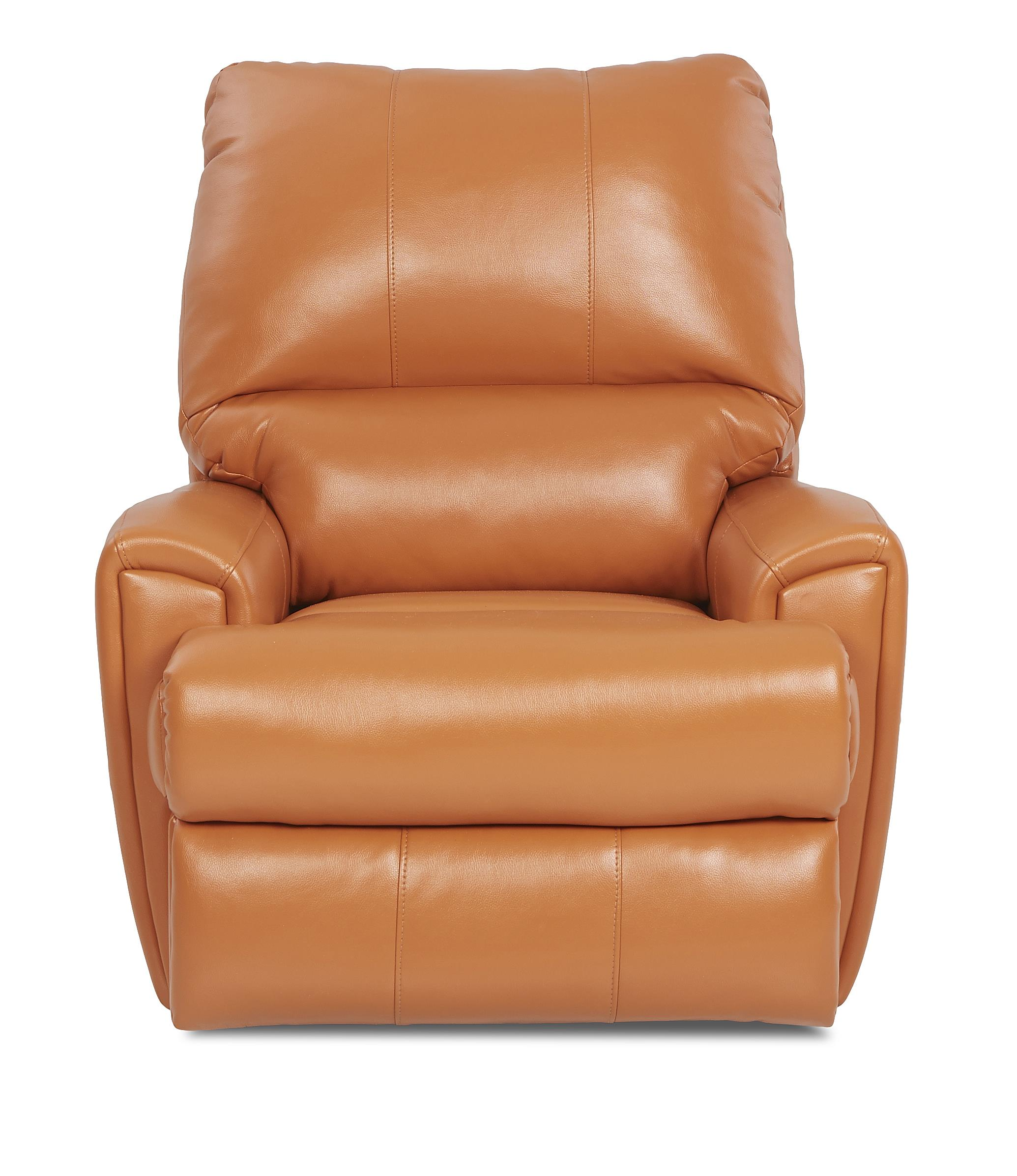 Klaussner Julio Transitional Reclining Rocking Chair - Item Number: 83143H RRC-JupiterSherbert