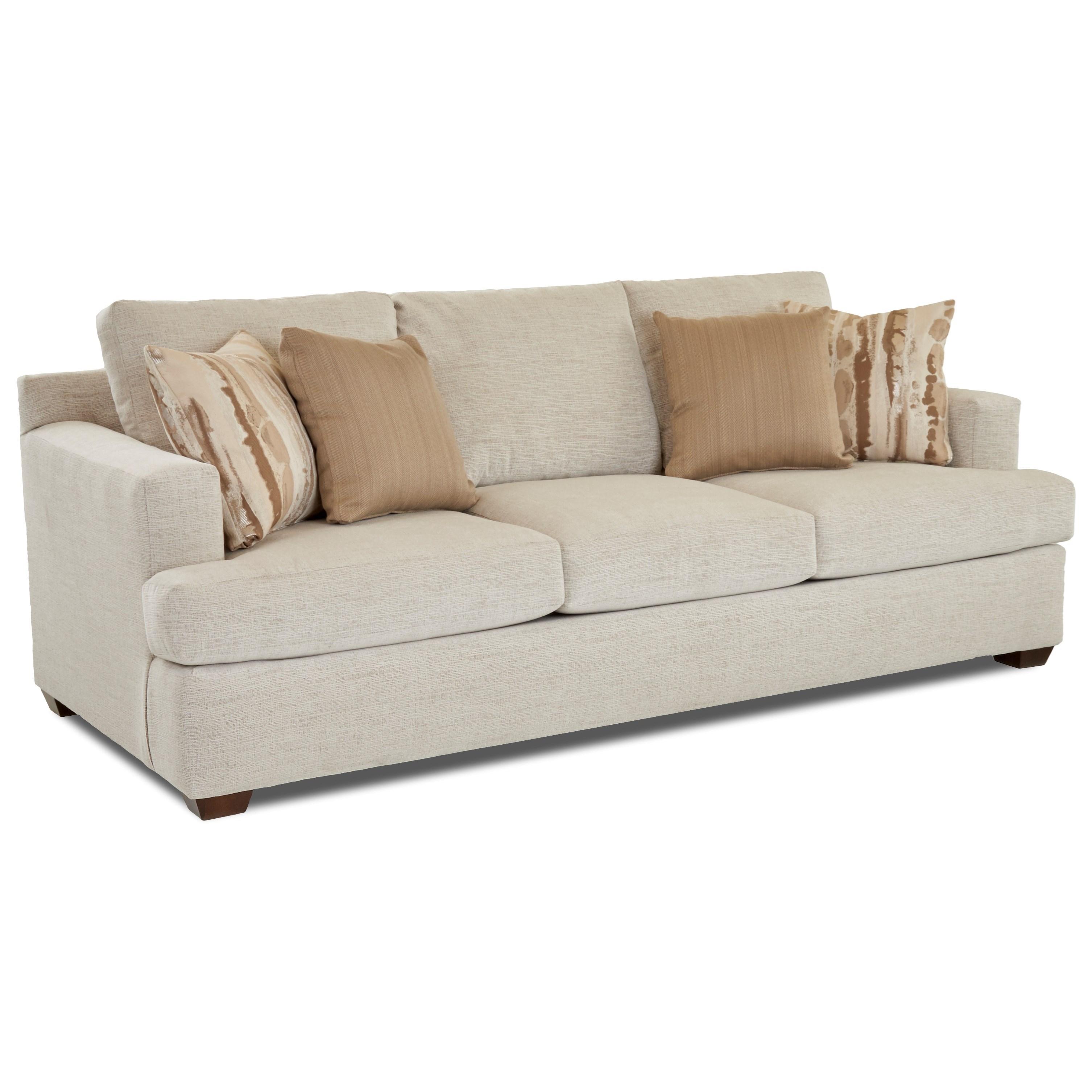 Juniper Sofa by Klaussner at Johnny Janosik