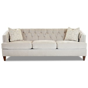 Klaussner Kimbal Contemporary Sofa