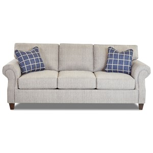 Klaussner Serena Casual Sofa