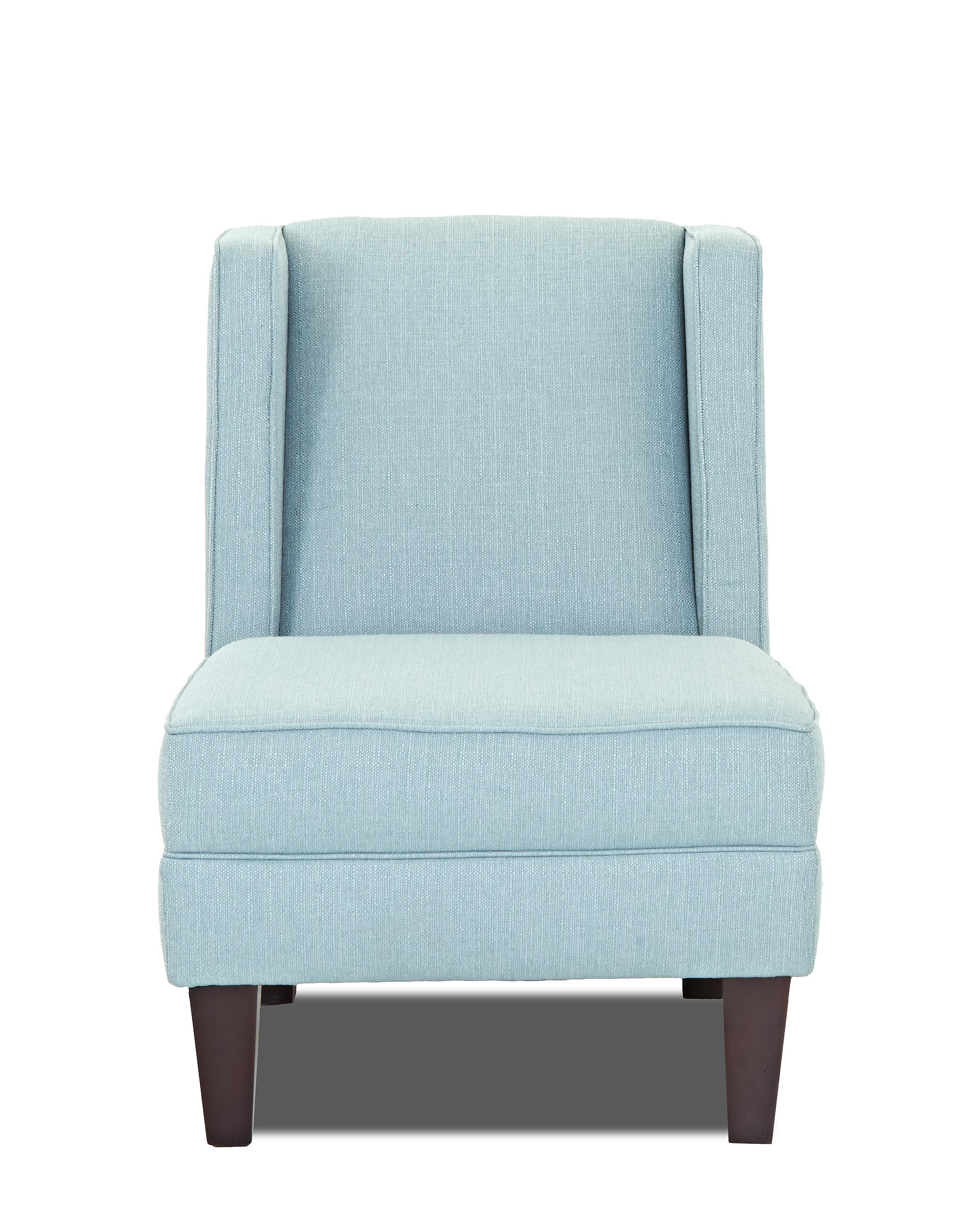 Klaussner Kaitlyn Occasional Chair - Item Number: K940 OC-DraftTurquoise