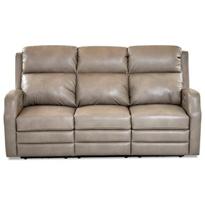 Power Reclining Sofa w/ Pwr Headrests