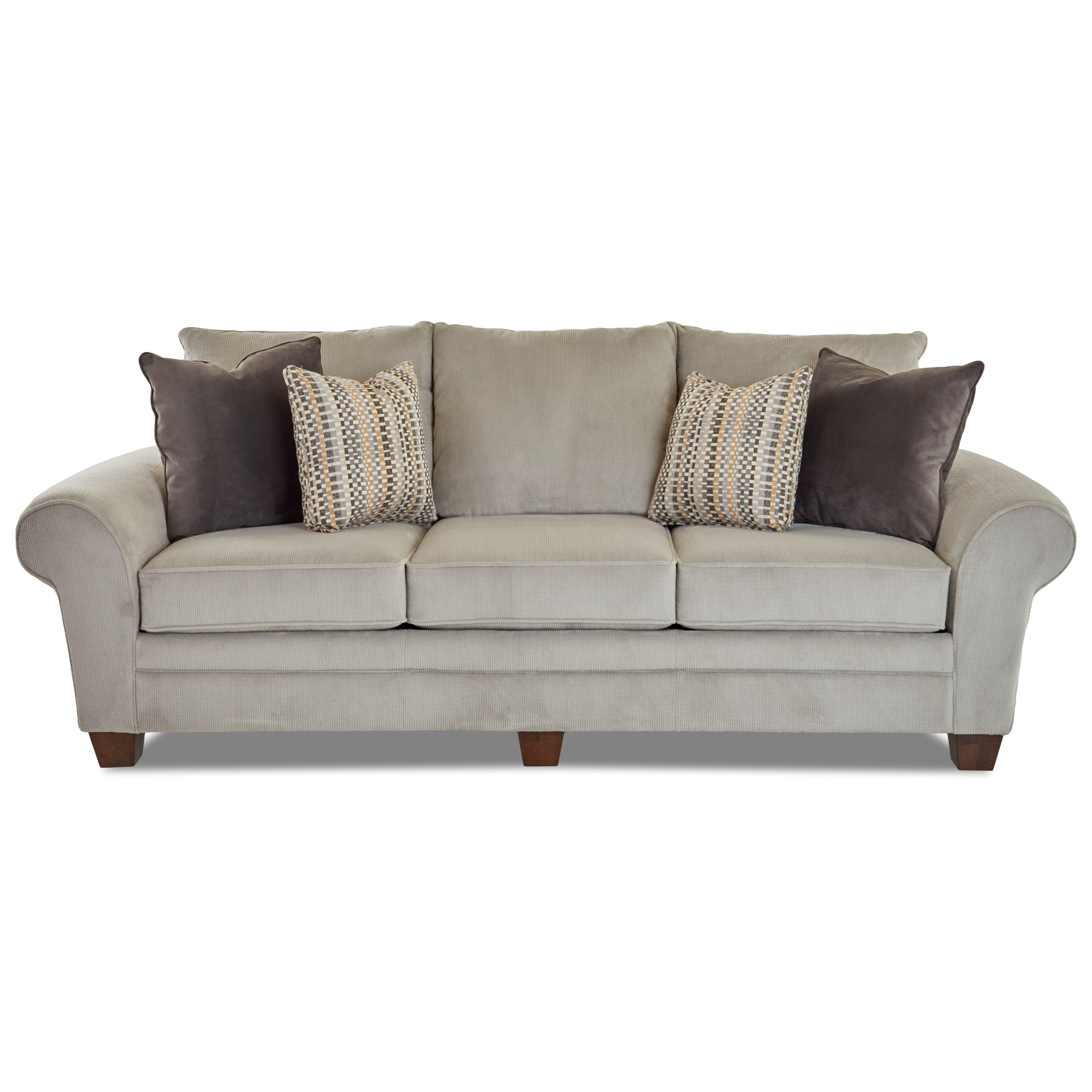 Contemporary Stationary Sofa