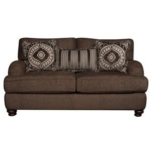 Elliston Place Kendall Kendall Loveseat