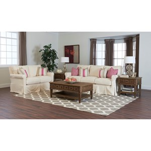 Klaussner Kenmore Living Room Group