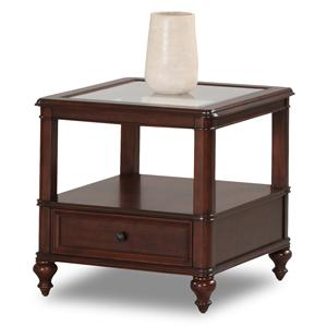 Morris Home Furnishings Kinston End Table
