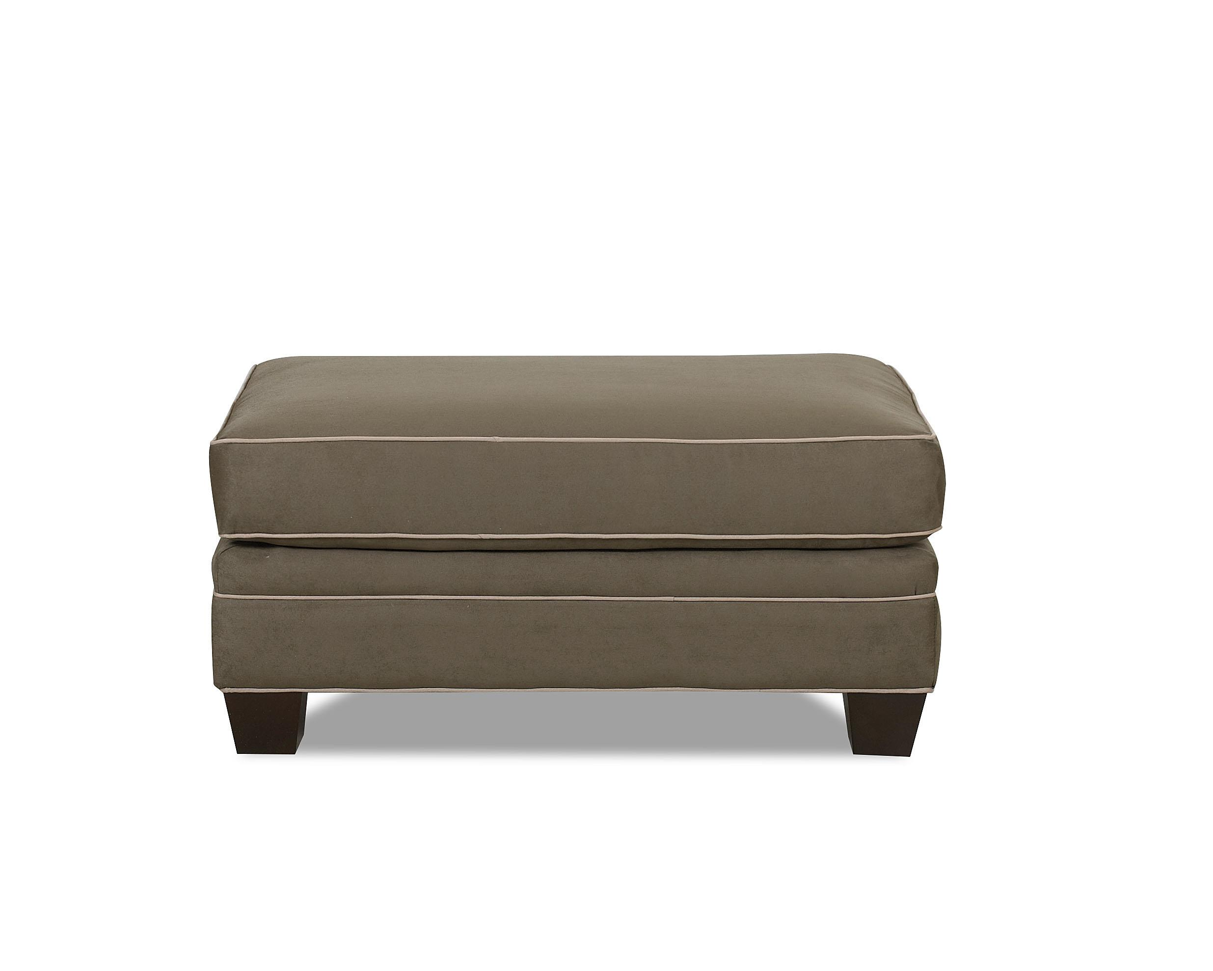 Klaussner 83800 Ottoman - Item Number: 83800