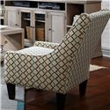 Belfort Basics Chairs and Accents Matrix Accent Chair