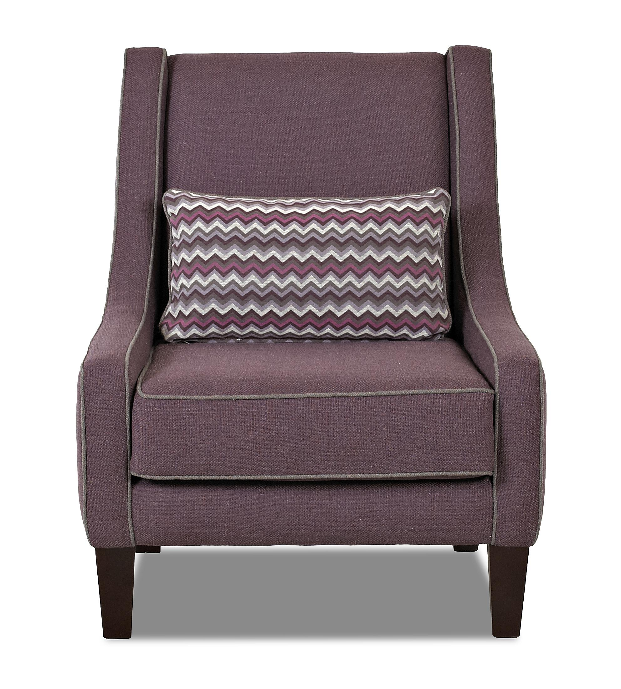 Klaussner Chairs And Accents Matrix Accent Chair   Item Number: 11500WP C