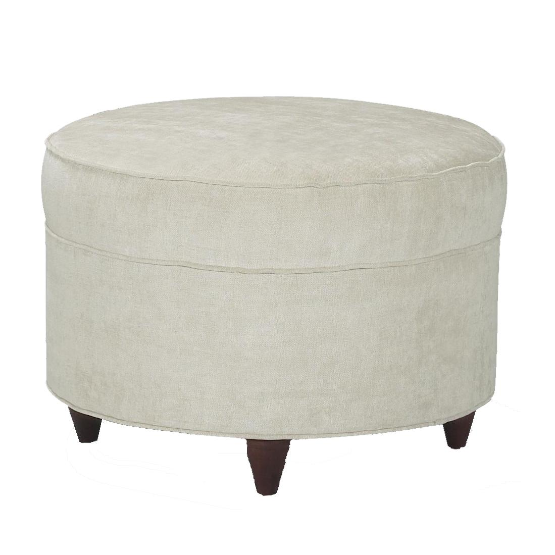 Klaussner Chairs and Accents Orbit Ottoman - Item Number: 1OTTO