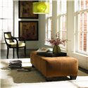 Klaussner Chairs and Accents Wayne Manor Accent Ottoman Bench